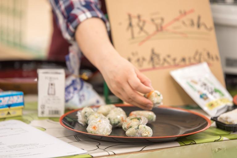 西船橋・小松菜まつり2016-10