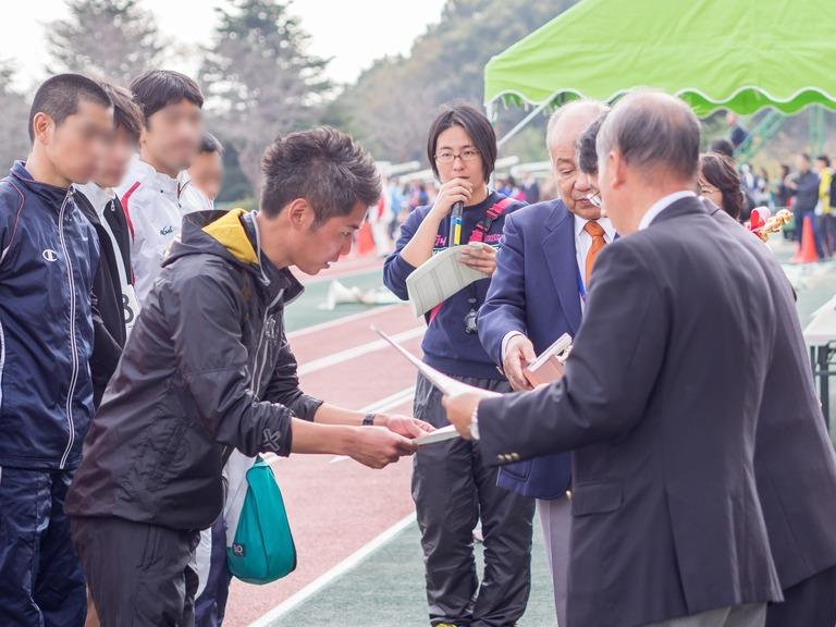 船橋市民マラソン2015-3(表彰式)