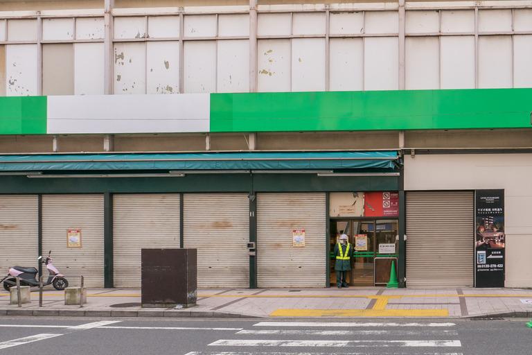 船橋本町通りのサミットが閉店-2