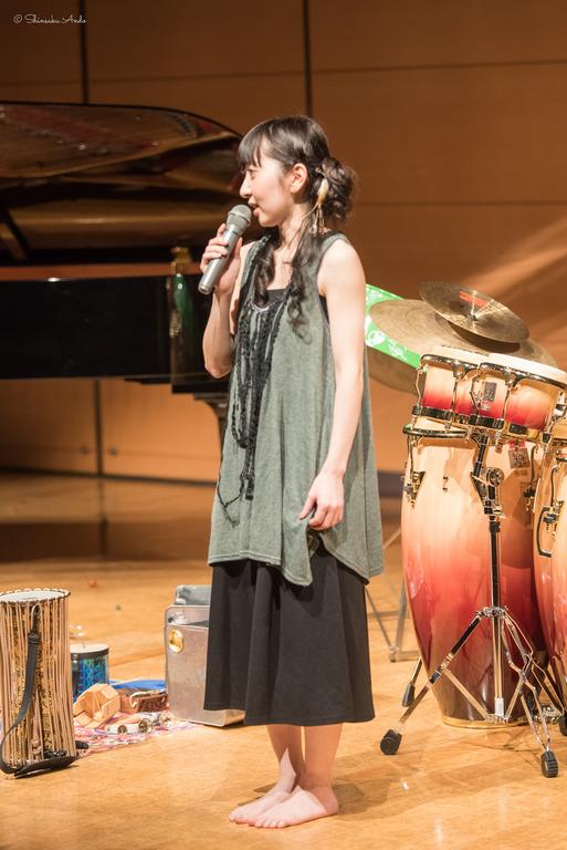 松本ちはやCD発売記念コンサート@船橋きららホール_7