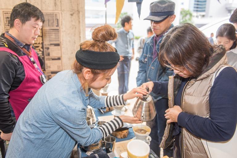 船橋珈琲フェスティバル・BROWN SOUND COFFEE-2