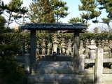 千家一門の墓