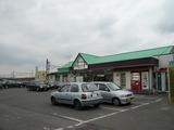 新鹿沼駅(前日)
