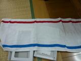 スポニチのタオル