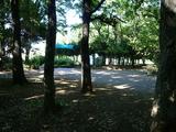 公園の北口