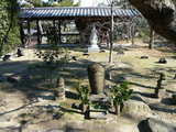 伝説の徳川家康の墓