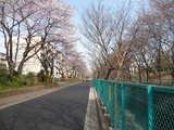 石神井アパート付近