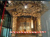 彫刻屋台展示館