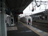 水戸駅ホーム