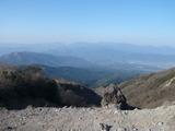 明神が岳への道