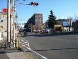 川越街道(成増)