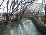 拝島駅付近
