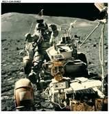 アポロ17月面車