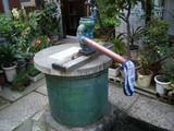 樋口一葉が使った井戸