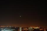 金星-木星-月