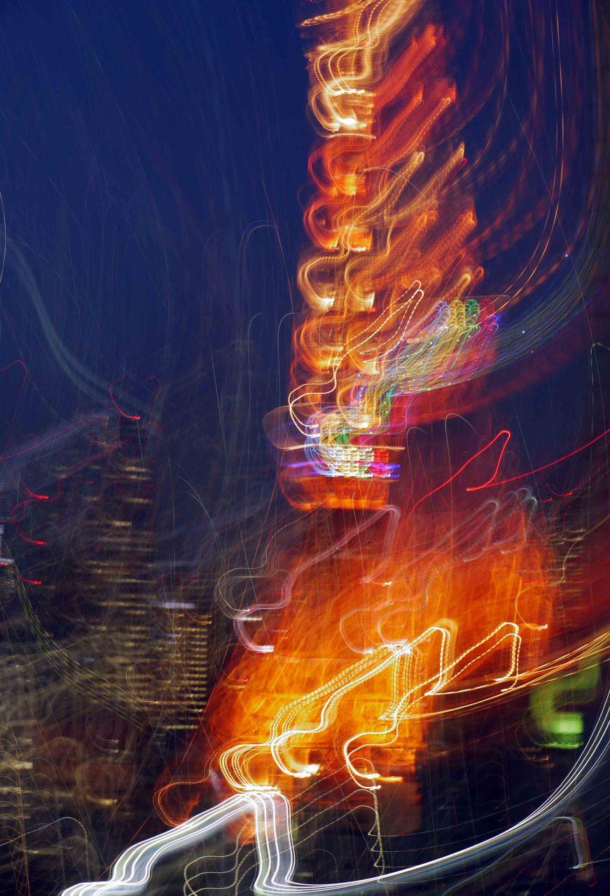 夜景アート�=東京タワー-1軽量