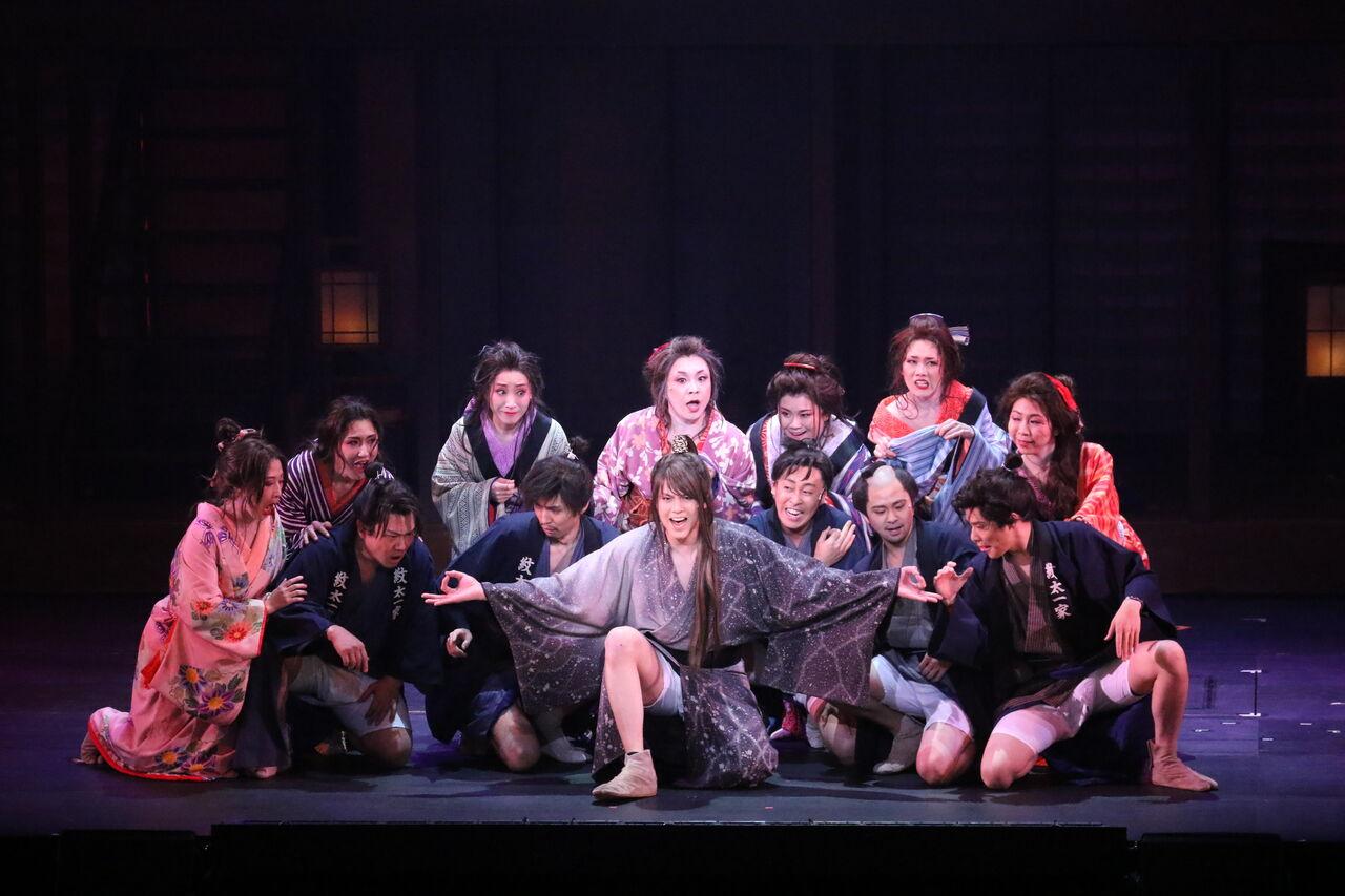 天保十二年のシェイクスピアTA_0358浦井健治若手ダンス
