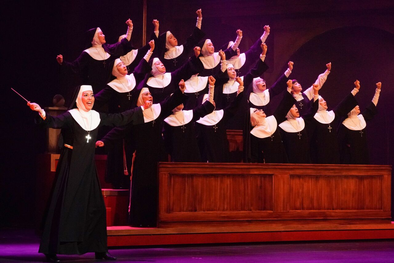 Sister Act教会ゴスペル 2019_ATB0416