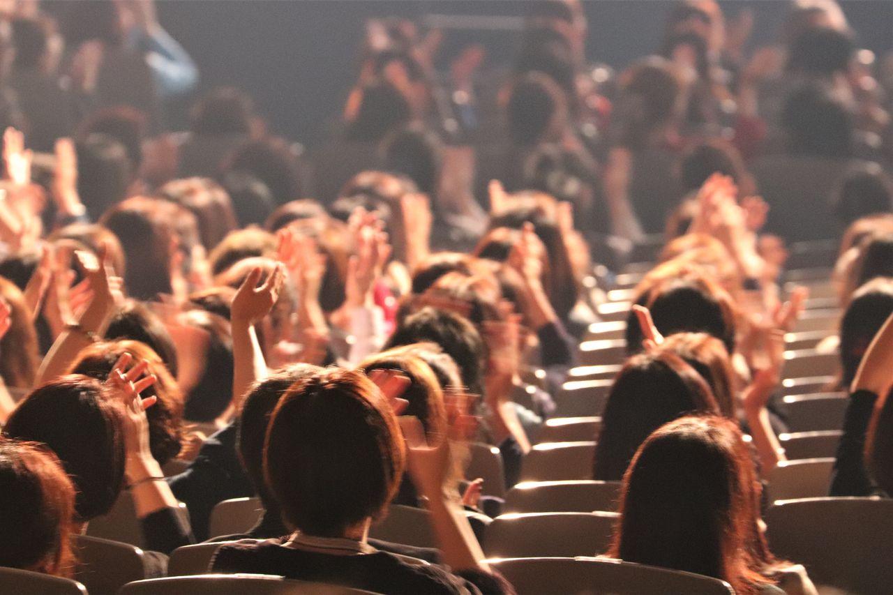 ★IMG_5745観客盛り上がり