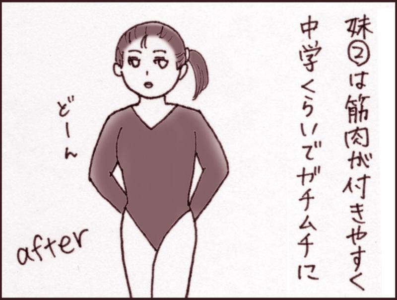 妹ちゃんがプロレスラー-023
