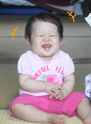 姉ちゃんは育児中-歯03