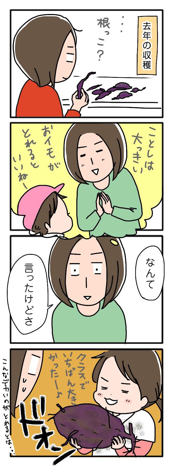 芋掘り01