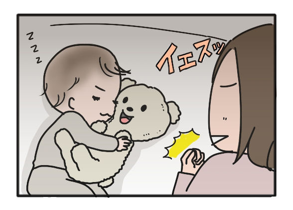 断乳・寝かしつけ03
