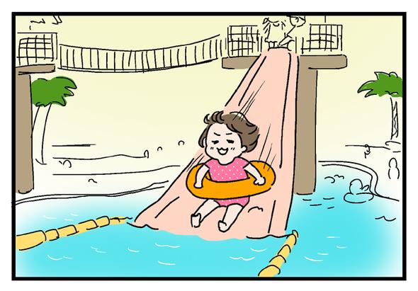 ハワイアンズ旅行レポ② ~いろんなプールに入りたい~