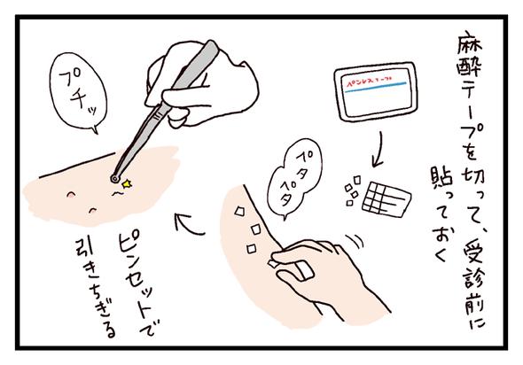 水いぼとの戦い第二章~受け継がれしいぼ~