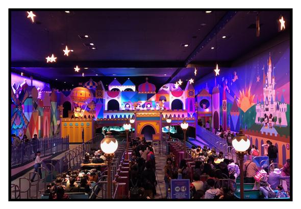 東京ディズニーランドのビビディ・バビディ・ブティックを利用しました!~アトラクション午前の部~