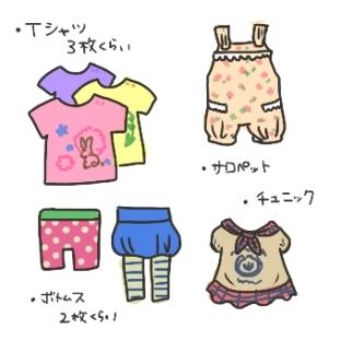 姉ちゃんは育児中-メイ子の洋服02
