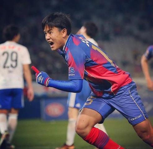 Takefusa_Kubo_16_scores_his_1st_senior_goal_for_FC_Tokyo