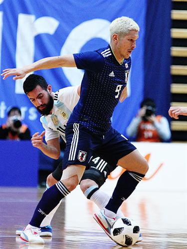 JとFの歩き方《AFCフットサル選手権》2大会ぶりの優勝を狙う日本代表、難しい初戦でタジキスタンに勝利コメント