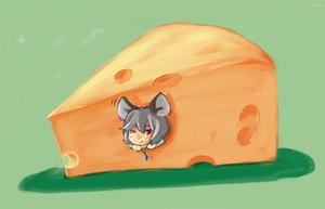 ネズミってホントはチーズが特に好きってわけじゃないよね?