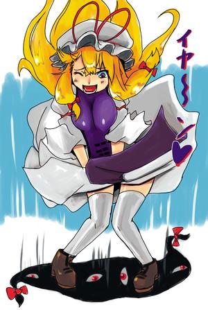 紫さまカワイイです!