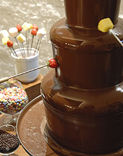 チョコレート・ファウンテン(黒)