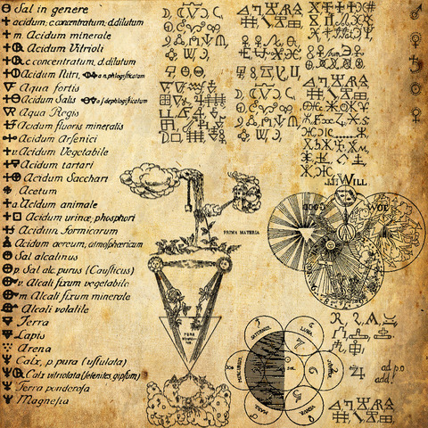 The_Study_Of_Alchemy_by_aprologuetothechaos