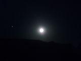 お月様夜景モード