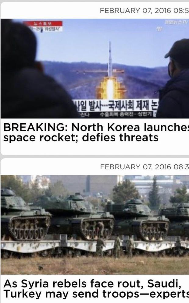 北朝鮮ミサイル (1)
