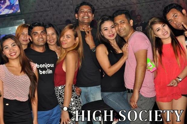 アンヘレスの夜遊びHigh Society2