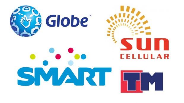 フィリピンモバイルSMART GLOBE TM SUN