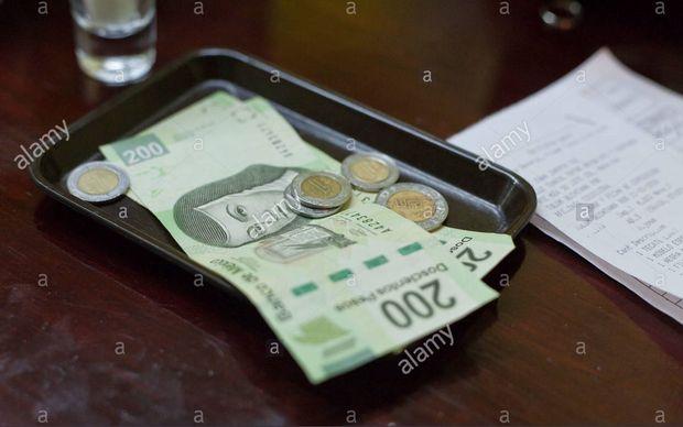 フィリピン旅行レストラン支払方法