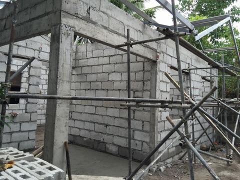 フィリピンで家を建てる (3)