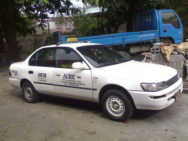 マニラタクシー