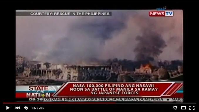 海外の反応 天皇陛下フィリピン9
