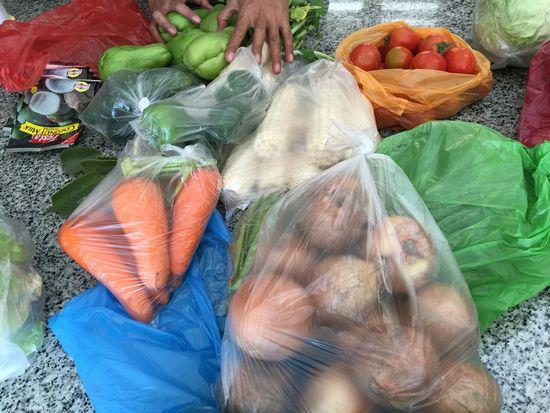 フィリピンの食費 (1)