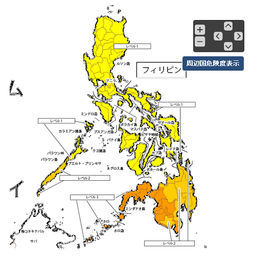 Philippines-safety-map