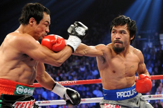 Boxing Manny-Pacquiao