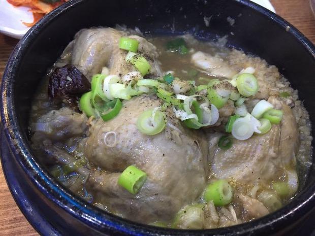 MANCHOO 参鶏湯 (2)