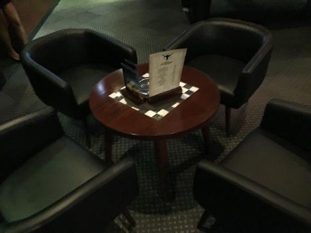 クイーンズホテルラウンジバー